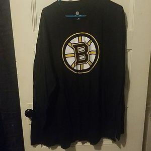 fanatics boston Bruins shirt